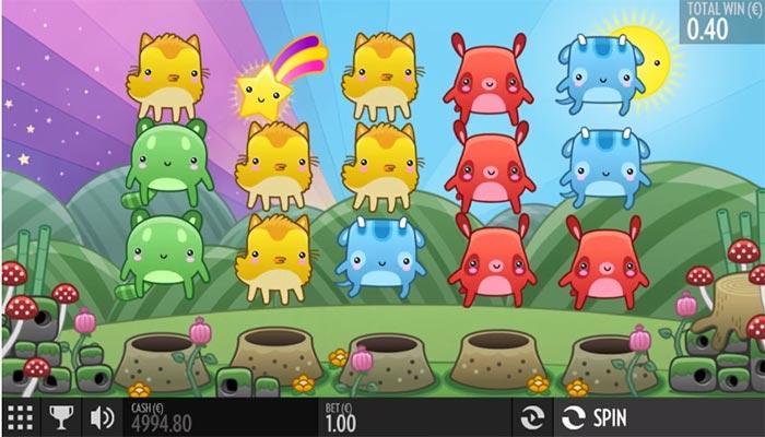 Toki Time är en av bästa svenska spelautomater online