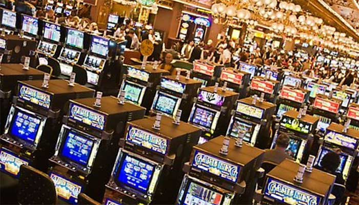 Vegasautomater i Sverige Svenska Spel