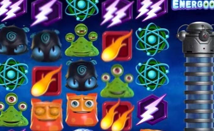 Energoonz spel