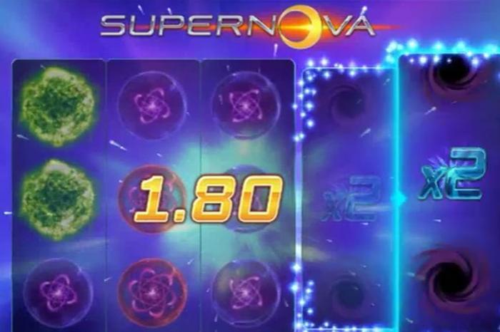 Supernova Quickspin spel