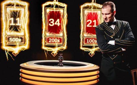 Evolution Gaming bästa speltillverkare 2020 live casinospel