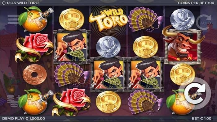 Wild Toro Elk Studios Spelautomater